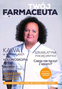 Okładka najnowszego magazynu
