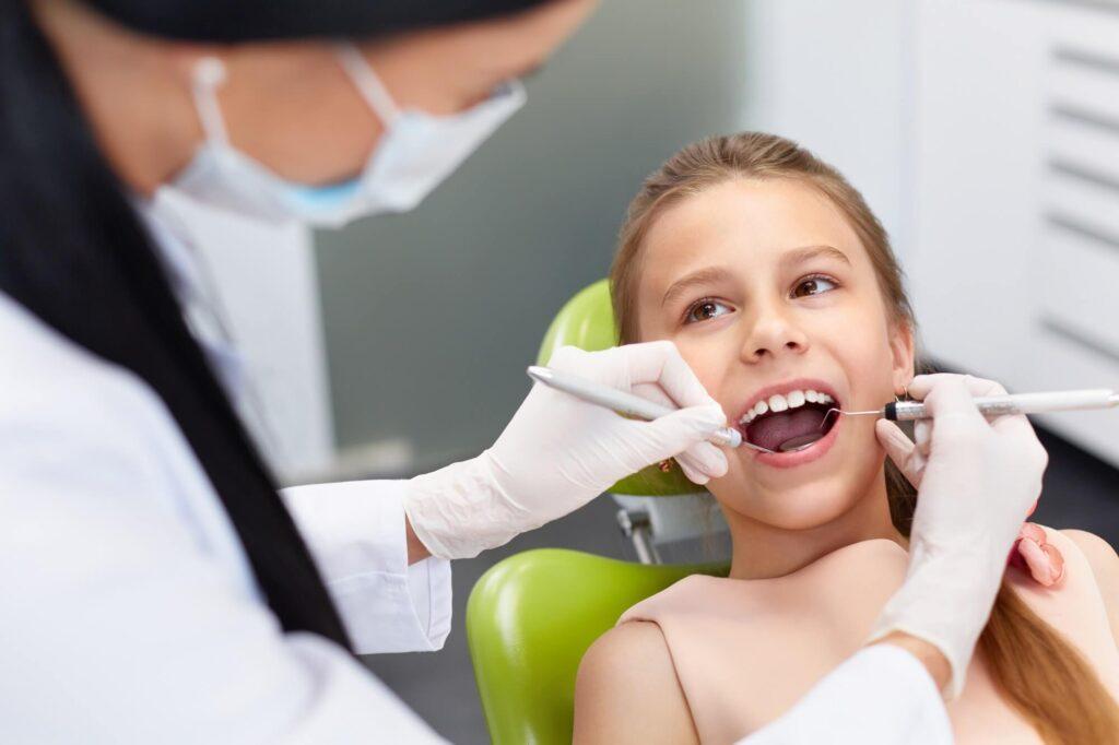 Znieczulenie u dentysty dla dzieci