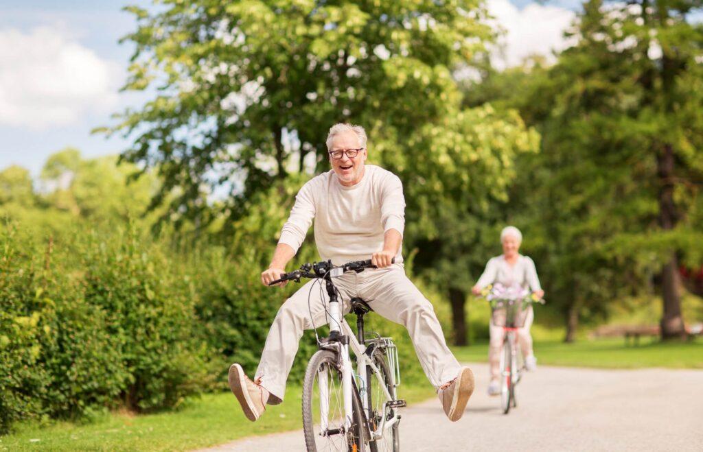 aktywność fizyczna seniorów