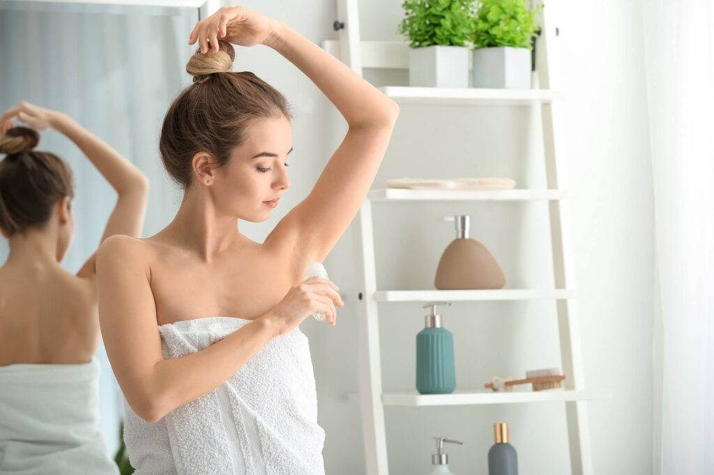 Dezodorant czy antyperspirant