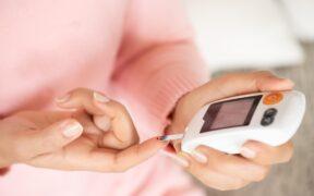 Cukrzyca - objawy skórne